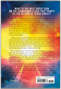 The Final Generation by Mike Evans - Preview of Back Cover